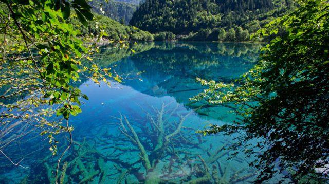 Blausee , Switzerland