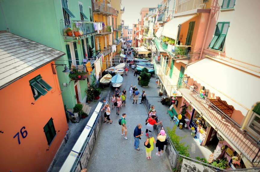 manarola-streets
