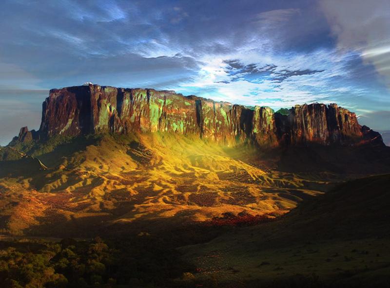 Mount Roraima ,Venezuela