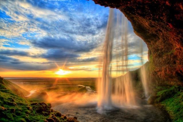Seljalandfoss-waterfall-in-Iceland
