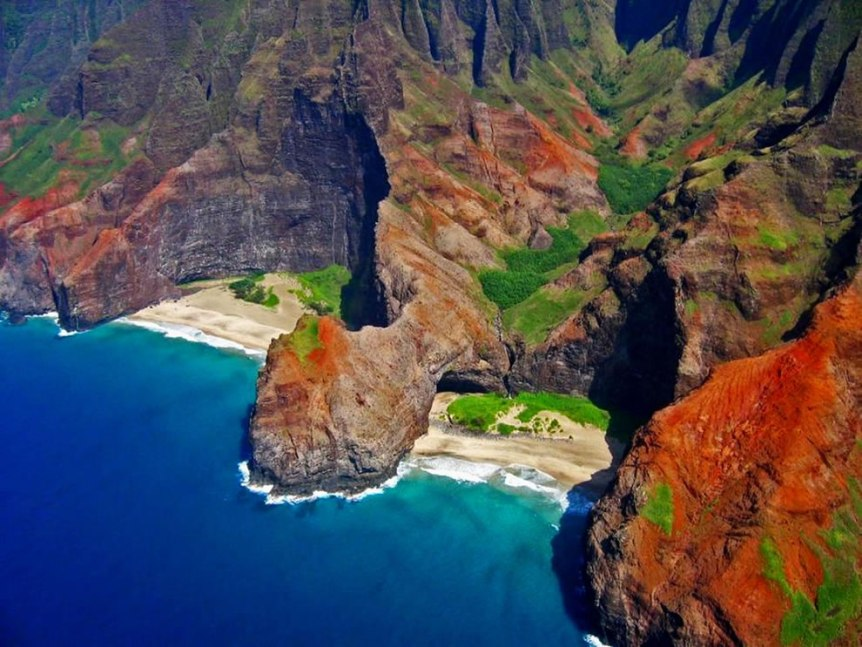 Na Pali Coast, Hawaii