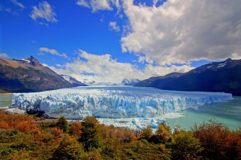 GLACIERS NATIONAL PARK,ARGENTINA