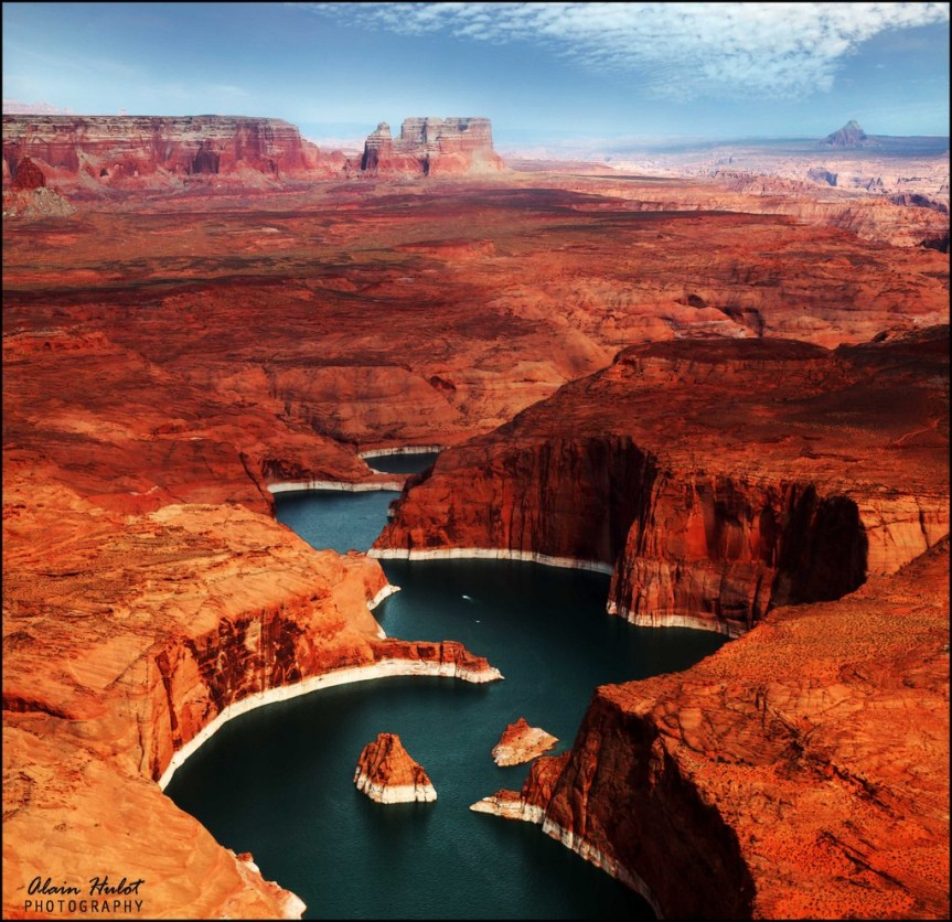Lake Powell, Utah and Arizona, United States