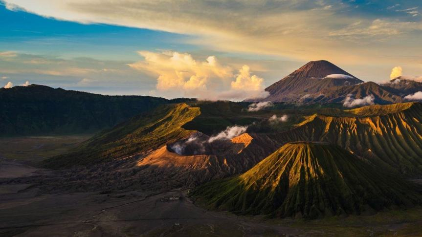 Mount Bromo Volcanic - Mount Bromo Tour in East Java, Indonesia