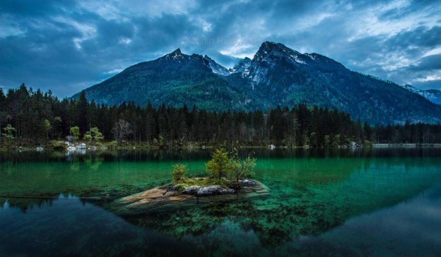 Berchtesgaden National Park –Germany