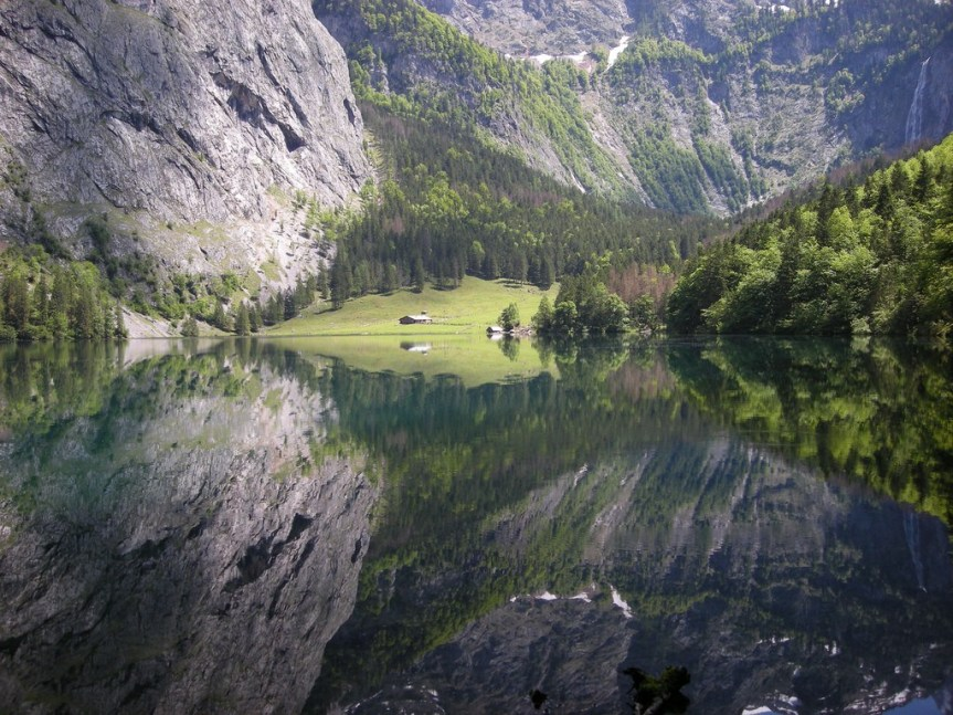 Obersee-Lake-Berchtesgaden-National-Park-Germany