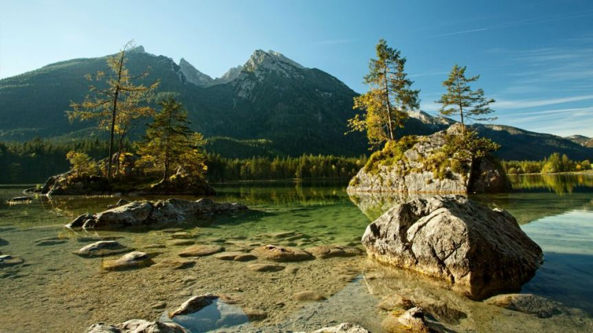 View-of-National-Park-Berchtesgaden-Bavaria-Germany